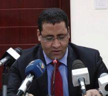 الإعلامي ملاي بحيده مخاطبا ولد انجاي سيدي الوزير، هل تعي أن الحوض الشرقى يمثل حوالي ثلث موريتانيا