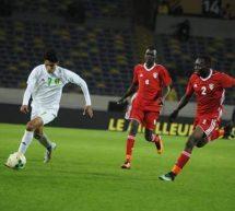 المرابطون يودعون بطولة الشان رغم الأداء الجيد أمام السودان