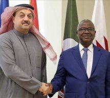 قطر ومالي يبحثان التعاون في المجالين الدفاعي والعسكري
