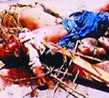 صورة أليمة لموريتانيين في السنغال من أحداث 89