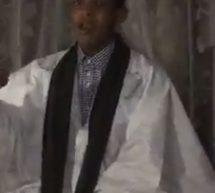(فيديو) فنان موريتاني صاعد يضيف جديد للساحة الفنية