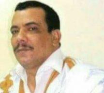 اطلاق سراح الشاعر عبد الله ولد بون
