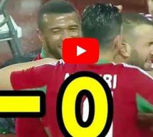 (فيديو) المغرب يتوج ببطولة المحليين برباعية ضد نجيريا كما بدأها ضد موريتانيا