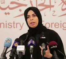 الخارجية القطرية : الدوحة لن تتراجع عن سياستها حتى لو استمر الحصار للأبد