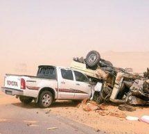 وفاة شخص في حادث سير ألسم بعد مطاردة من طرف الجمارك
