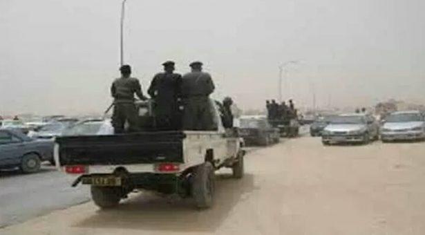 توقيف شرطي موريتاني (هويته)