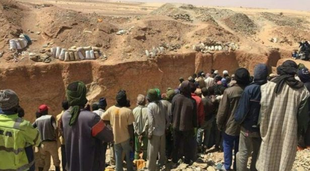 ضحايا جدد للتنقيب عن الذهب في شمال البلاد