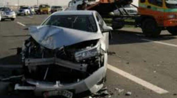 حادث سير أليم يودي بحياة عدة أشخاص
