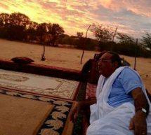 هكذا كانت آخر لحظات الراحل أعلى ولد محمد فال