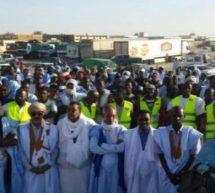 مسيرة حاشدة لميثاق لحراطين ..ومشاركة قوية للبيظان (صور)