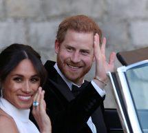 (فيديو) 5 لقطات شغلت العالم في الزفاف الملكي