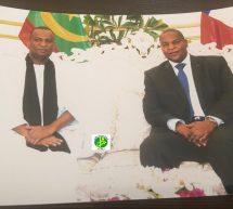 اعتماد با صمبا سفرا لموريتانيا في جمهورية إفريقيا الوسطى
