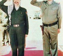 بالفيديو..مقطع نادر.. صدام حسين يتحدث مع ياسر عرفات عن ضرب إسرائيل