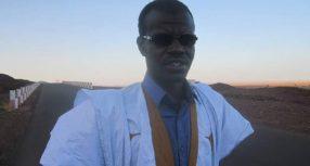 الشرطة تستدعي المدون المعارض ولد مرزوگ