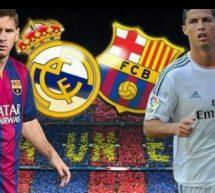 برشلونة يقترب من إنجاز تاريخي بعد تعادله مع ريال مدريد