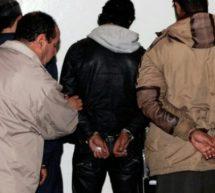 اعتقال احدى أشهر العصابات الإجرامية في البلاد