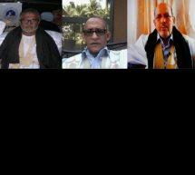 حلف فؤاد ولد المخطار النش يودع لائحة مرشحيه وأحمدو ولد أياهي للائحة الوطنية(تفاصيل)