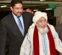 عاجل:تعيين العلامة عبدالله بن بيه في منصب سامي وهام