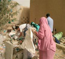بعد أن تناساهم الأحياء: منظمة نور القمر تطلق حملة لتنظيف المقبار