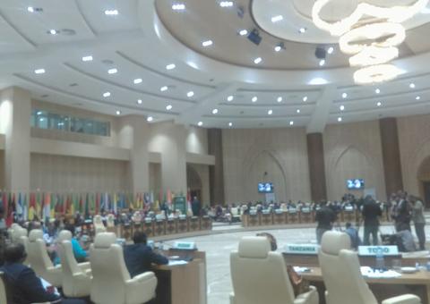 بدء الإجتماعات التحضيرية لقمة انواكشوط الإفريقية