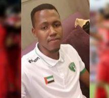 نادي إماراتي يتعاقد مع لاعب موريتاني