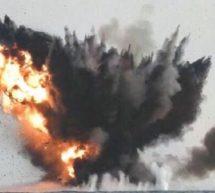 معلومات تنشر لأول عن سيارة القاعدة التي تم تفجيرها على مشارف انواكشوط 2011