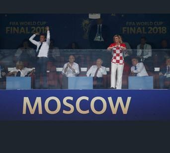 فرنسا تتوج بكأس العالم 2018 بفوز كبير على كروتيا برباعية