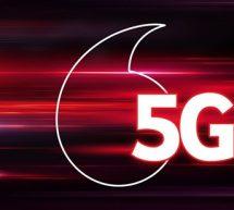 فودافون  تقترب من إطلاق شبكة الجيل الخامس 5G