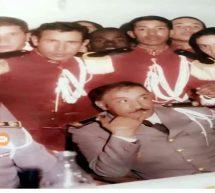 صورة نادرة للركن قائد الجيوشو غزواني