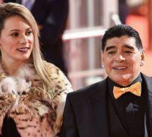 النجم الأرجنتيني مارادونا يتزوج صديقته التي تصغره بثلاثين عاماً