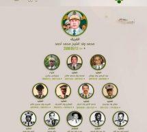 القافلة تنشر أسماء  قادة الأركان الذين تعاقبوا على قيادة  الجيش_الوطني منذ تأسيسه.