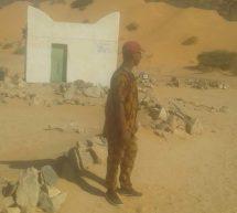 قبر الشيخ سيد المختار الكنتي  (نبذة عن حياته)