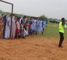 Aljkتشرف على تقسيم جوائز بطولة شباب بلدية أغورط الرياضية