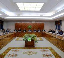 ثالث اجتماع لحكومة المهندس ولد البشير