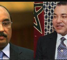 تقارب جديد في العلاقات المغربية الموريتانية