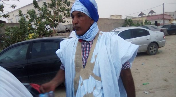 محمد فال ولد محمد احمد: عمل جبار ودعم متواصل  لحزب الإتحاد علي مستوي عرفات