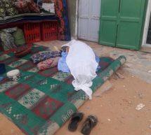وفاة ولد  ولد محمد المخطار بطريقة مفاجئة أمام مستشفى الشيخ زايد