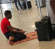 صورة اليوم / بسام من مطار لوندا بآنغولا