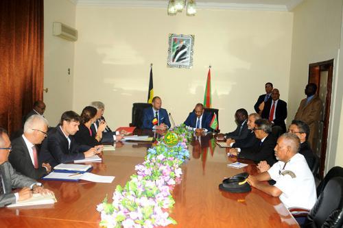 توقيع اتفاقية لمكافحة الهحرة بين موريتانيا وبلحيكا