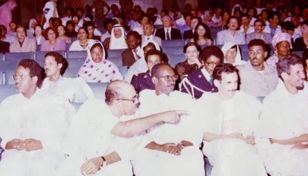 صورة نادرة ملتقطة يوم 28 نفمبر 1984
