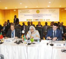 انطلاق أشغال الاجتماع التاسع لوزراء النقل في دول غرب المتوسط (5+5)