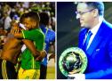 المنتخب الوطني المرابطون  يفوز بجائزة أفضل منتخب افريقي 2018
