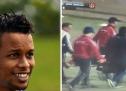 إصابة نجم المرابطون بسام بعد مباراة ناديه التونسي