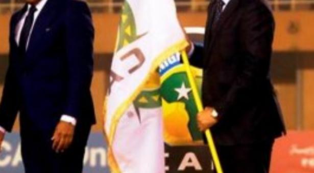 موريتانيا تتسلم شارة تنظيم كأس أمم إفريقيا للشباب